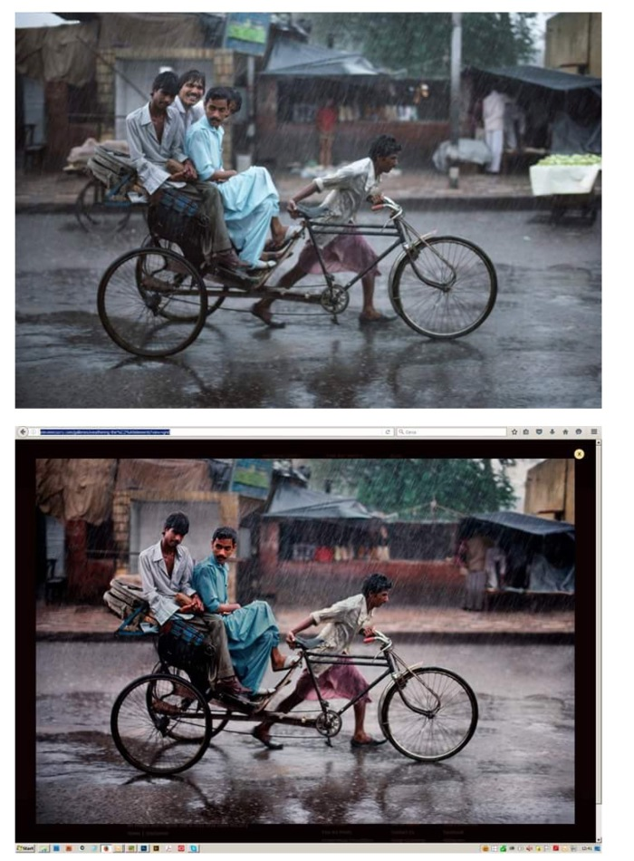 Botched Steve McCurry Print Leads to Photoshop Scandal